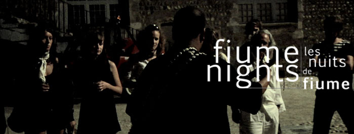 Fiume Nights • MAJID BEKKAS