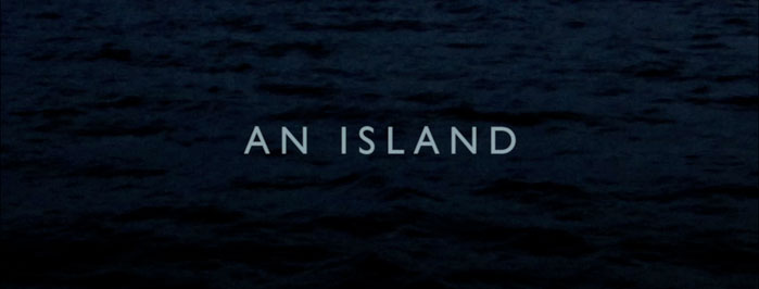 AN ISLAND • a film with EFTERKLANG